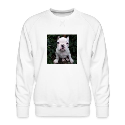 Billy Puppy 2 - Mannen premium sweater