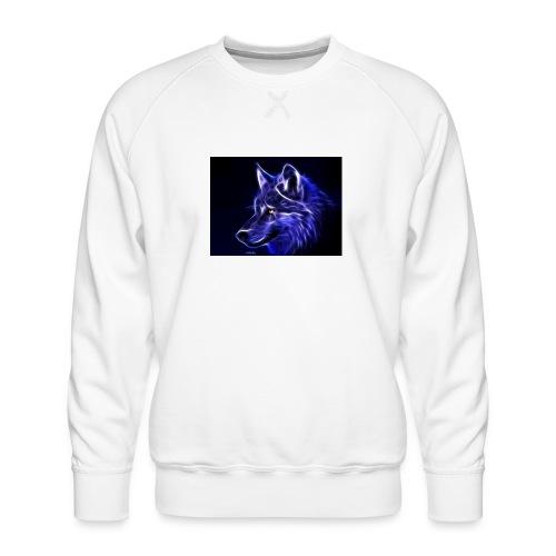 jeff wolf - Premium-genser for menn