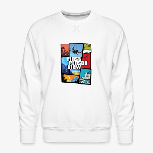 Ultimate Video Game - Men's Premium Sweatshirt