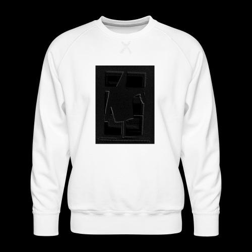 Dark Negative - Men's Premium Sweatshirt