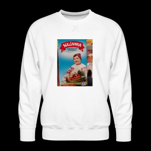 Babushka's fines - Men's Premium Sweatshirt