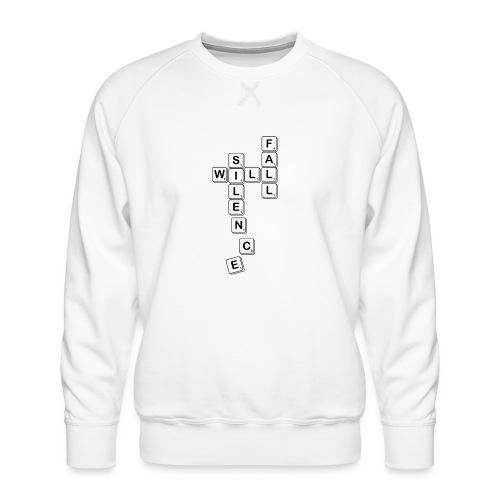 Silence Will Fall - Men's Premium Sweatshirt