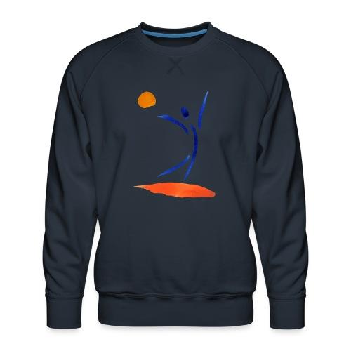 mein energie studio - Männer Premium Pullover