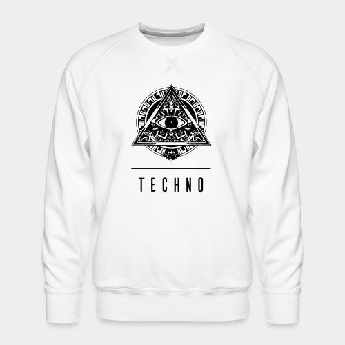 the EYE of TECHNO - Männer Premium Pullover
