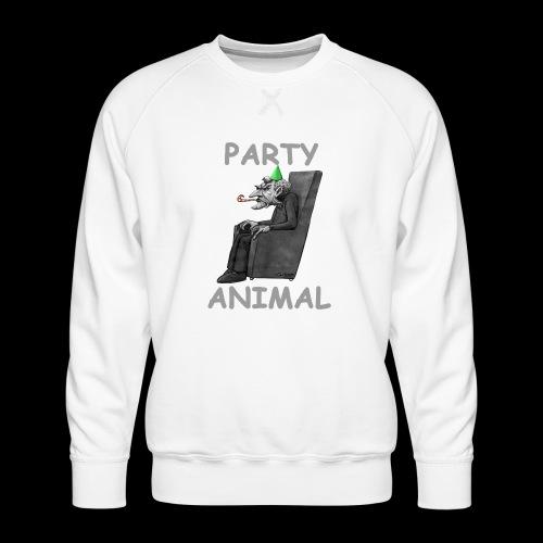 Miserable Git 2 - Men's Premium Sweatshirt