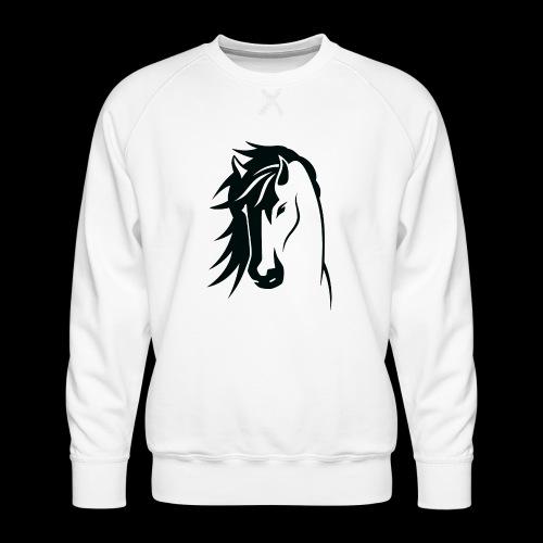 Stallion - Men's Premium Sweatshirt