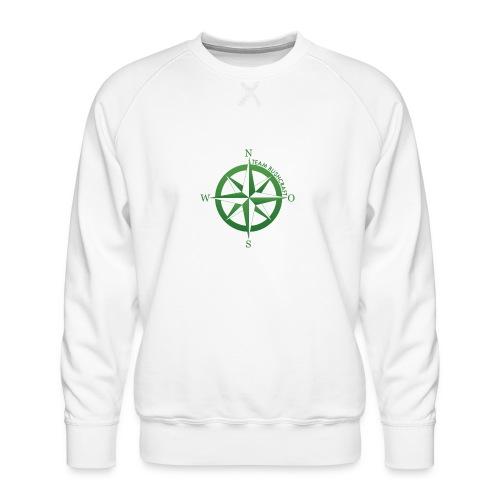 Team Bushcraft Kompass - Männer Premium Pullover