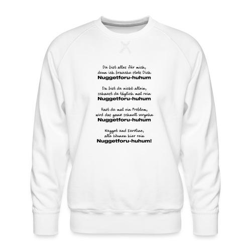 Du bist alles für mich - Männer Premium Pullover