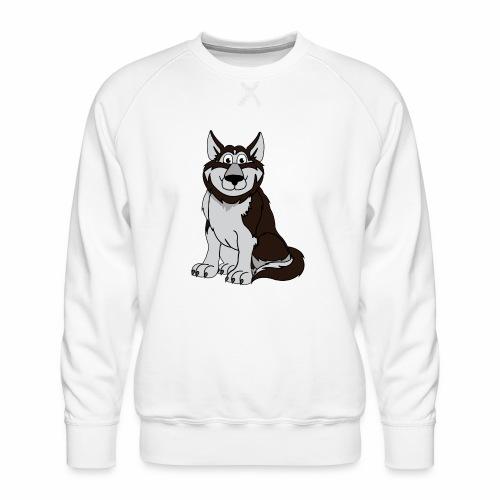 Husky - Männer Premium Pullover