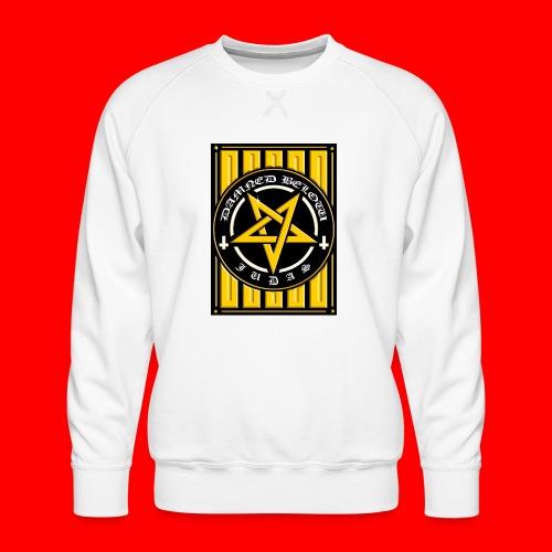 Damned - Men's Premium Sweatshirt