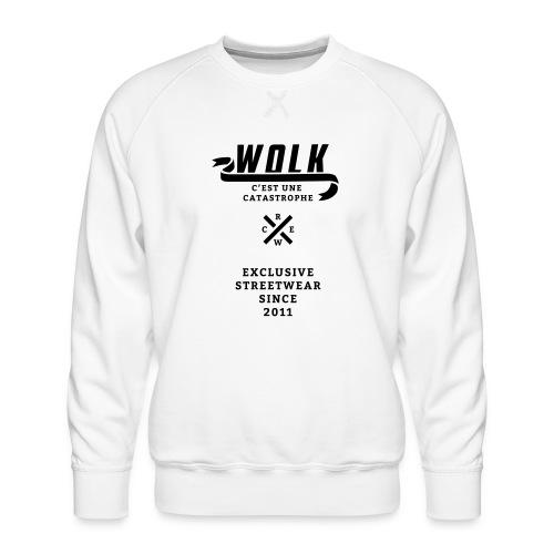 varsityx04 - Mannen premium sweater