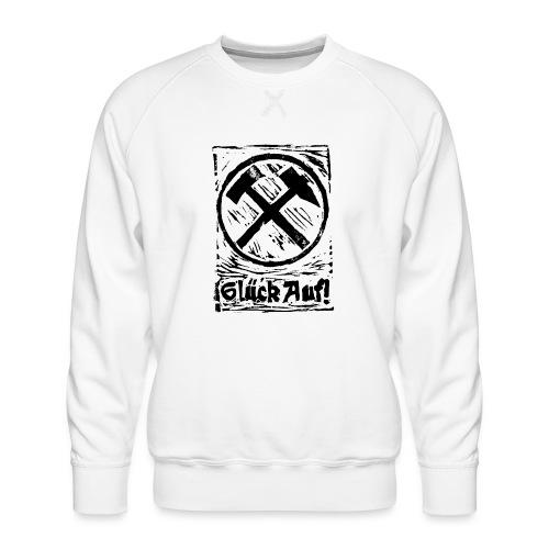 GlueckAuf - Männer Premium Pullover