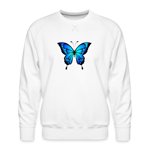 Mariposa - Sudadera premium para hombre