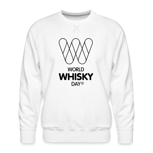 WWD logo - Men's Premium Sweatshirt
