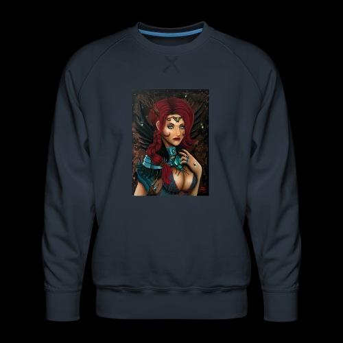 Nymph - Men's Premium Sweatshirt