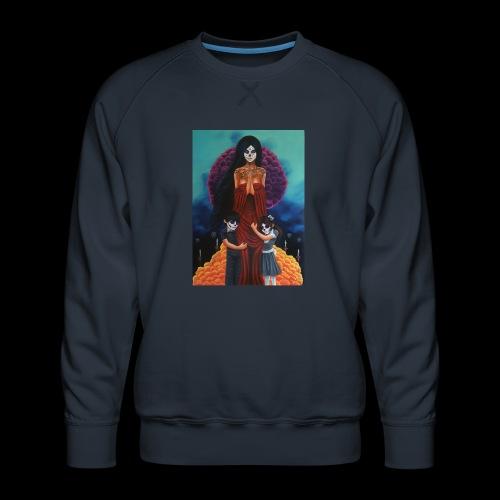 los fieles difuntos - Men's Premium Sweatshirt