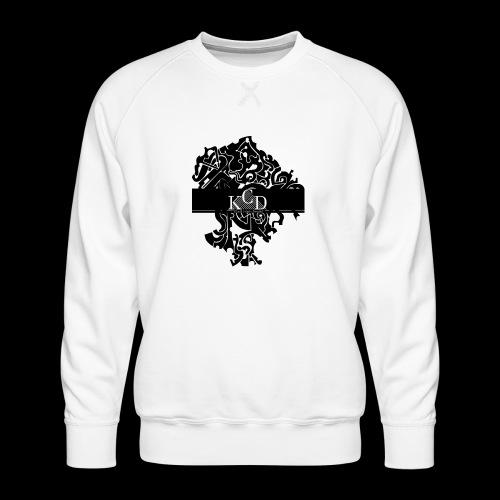 KCD Small Print - Men's Premium Sweatshirt