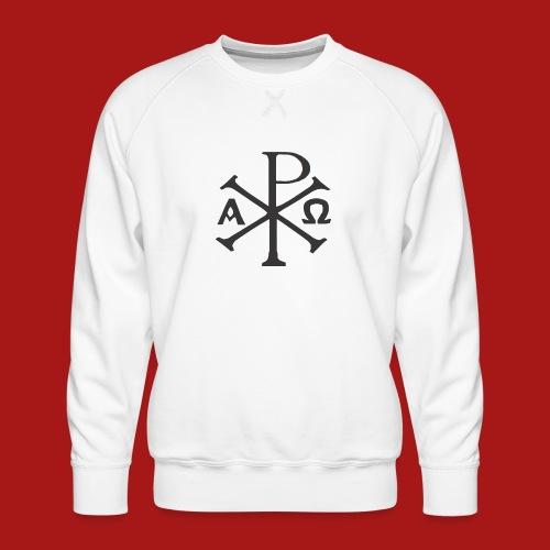 Kompasset-AP - Herre premium sweatshirt