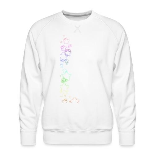 Rainbow Stars - Men's Premium Sweatshirt