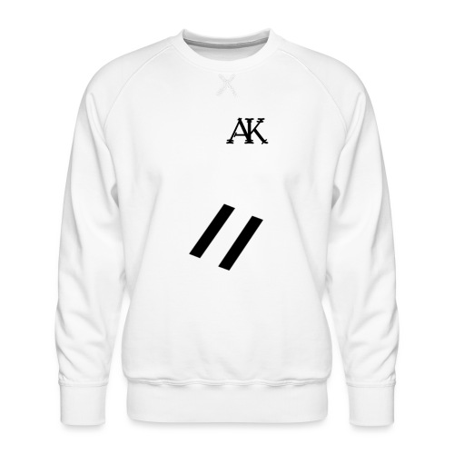design tee - Mannen premium sweater