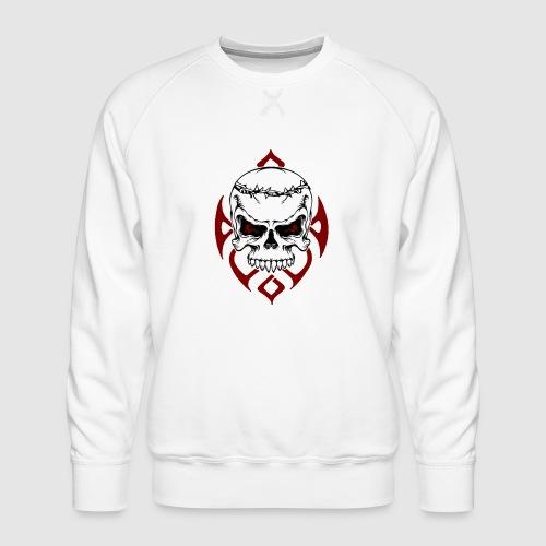 Totenkopf - Männer Premium Pullover