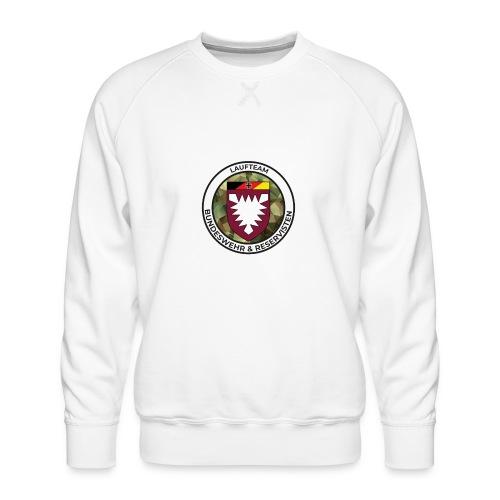 Logo des Laufteams - Männer Premium Pullover