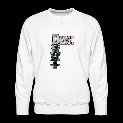 BEAST AND BEAUTY - Sweat ras-du-cou Premium Homme