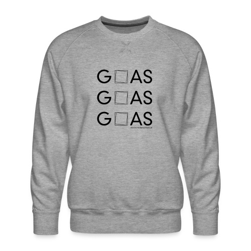 Goas EDM - Männer Premium Pullover