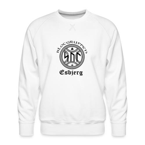 Asatro Blòtgruppen Sol Esbjerg - Herre premium sweatshirt