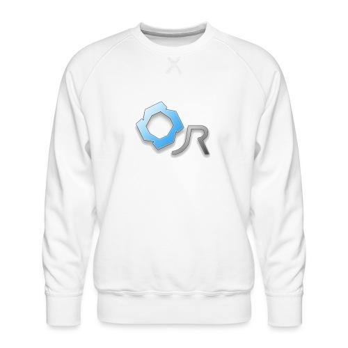 Original JR Logo - Men's Premium Sweatshirt