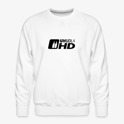 UHUDLA HD – extended Vision - Männer Premium Pullover
