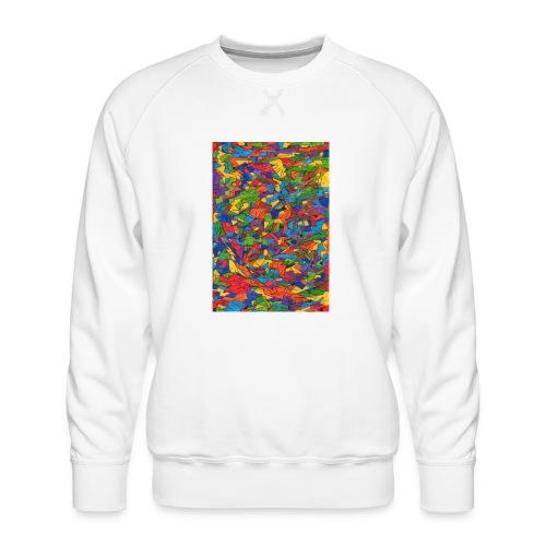Color_Style - Sudadera premium para hombre