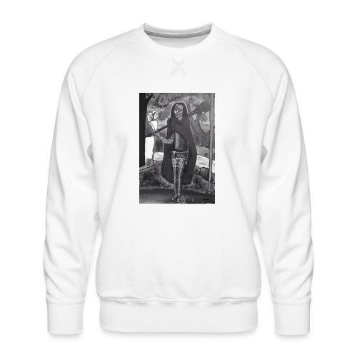 Guerrier Marquisien - Men's Premium Sweatshirt