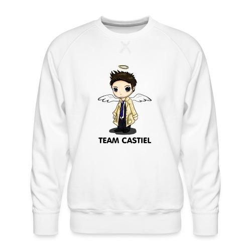 Team Castiel (light) - Men's Premium Sweatshirt
