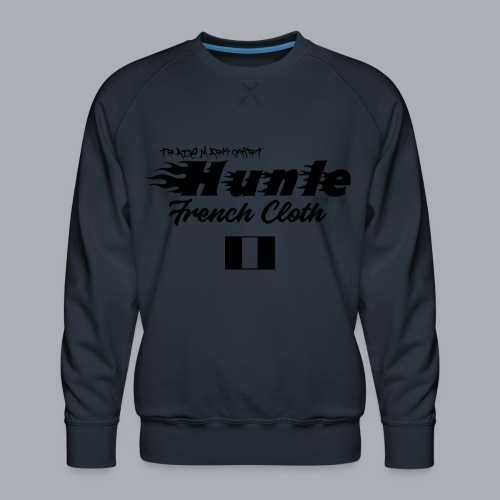 hunle Flame - Sweat ras-du-cou Premium Homme