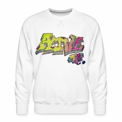 ALIVE TM Collab - Men's Premium Sweatshirt