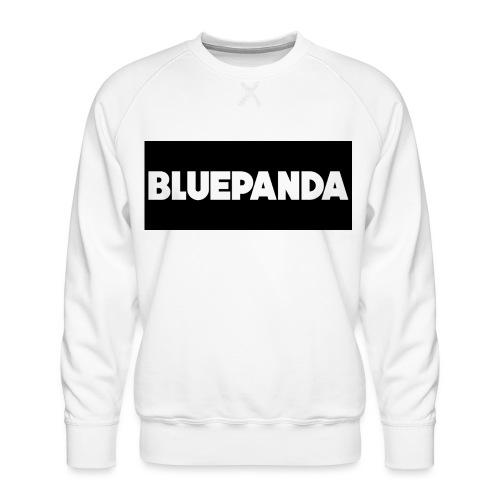 BLUE PANDA - Men's Premium Sweatshirt