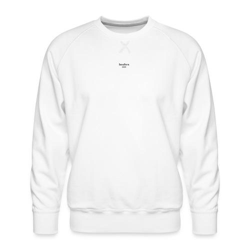 boufers - Premium-genser for menn