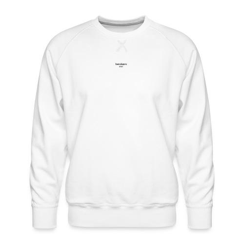 b nk rs - Premium-genser for menn
