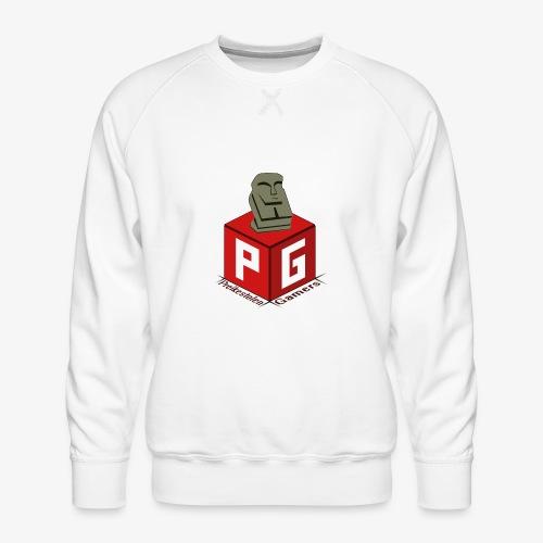 Preikestolen Gamers - Premium-genser for menn