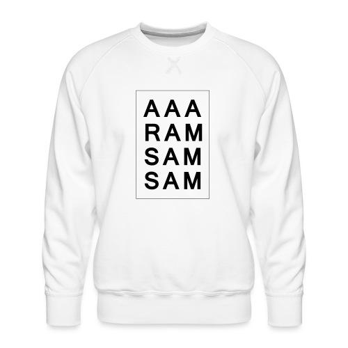 Kindergarten Geschenk - Männer Premium Pullover