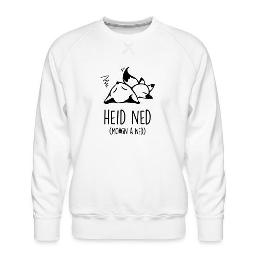 Vorschau: Heid ned - Männer Premium Pullover