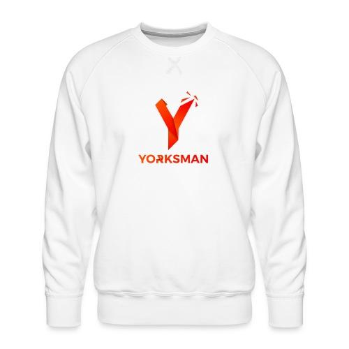 THeOnlyYorksman's Teenage Premium T-Shirt - Men's Premium Sweatshirt