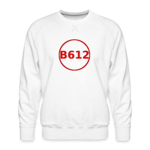 b612 png - Felpa premium da uomo