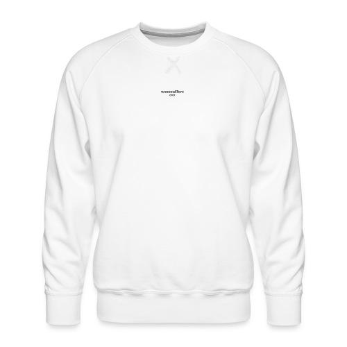 woooouffers - Premium-genser for menn