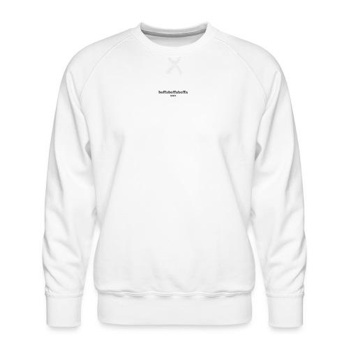 boffaboffaboffa - Premium-genser for menn
