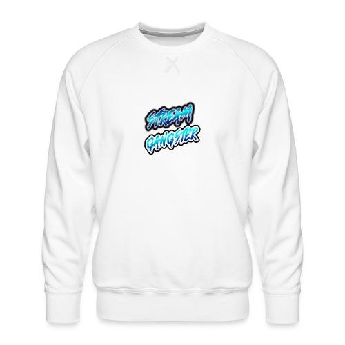 StreamGangsterMerchandise - Mannen premium sweater