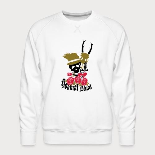 hoamat bluat - Männer Premium Pullover