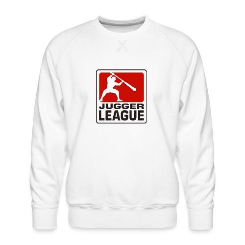 Jugger LigaLogo - Männer Premium Pullover