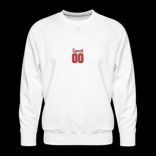 Sonnit Cloting 00 - Men's Premium Sweatshirt